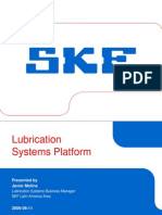 Presentacion Sistemas de Lubricacion SKF Uruman2006