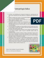 Antropología lúdica