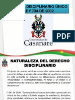 Diapositivas Derecho Disciplinario