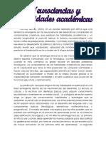 Neurociencias y Habilidades Académicas