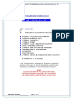 2019 - Individual's Due Diligance Documents