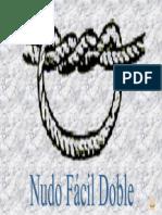 Nudo Fácil Doble