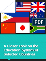 educational system of related countries