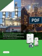 Tarifa Compensación Energía Reactiva 2019