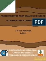 Van Reeuwijk Manual