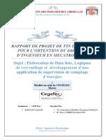 Elaboration de Data liste, Log - ILBOUDO Jaques_2924.pdf