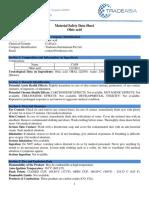 1530859296-Oleic Acid MSDS