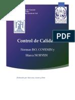 Control de Calidad Mgp