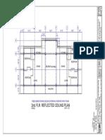 2nd Floor Reflected Ceiling Plan-rev.4!20!19