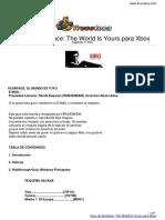 Guia Trucoteca Scarface the World is Yours Xbox