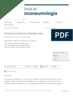 Neumonía necrotizante por Finegoldia magna. Archivos de Bronconeumología.pdf
