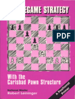 08. Middlegame Strategy-With the Carlsbad Structure - Leininger - Robert Leininger 1997.pdf