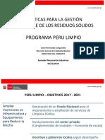1 Diagnostico de Los Residuos Solidos en El Peru