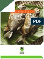 Recetario Amazonas Print 1
