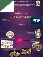 Didactica Globalizadora Mapa Mental