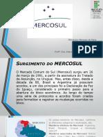 Mercosul Aladi Slides
