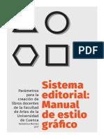 Sistema Editorial Manual