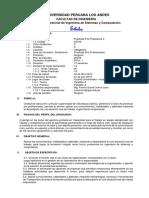 Practicas Pre Profesionales II - x Sistemas