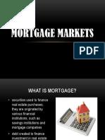 9. Mortgage Markets