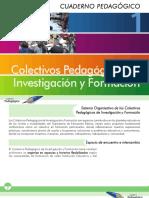 Cuadernillo 1 Colectivo Pedagogico 2016-2017 Ana g