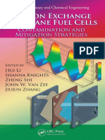(Green chemistry and chemical engineering) Hui Li_ et al-Proton exchange membrane fuel cells _ contamination and mitigatio[1592].pdf