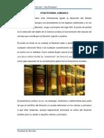 Posisitivismo Juridico y La Escuela Exegesis
