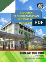 Cover Pedoman Pengorganisasian 2019