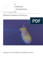 Proceedings of the National Academy of Sciences-(NAS Colloquium) Auditory Neuroscience_ Development, Transduction, And Integration-National Academies Press (2001)