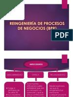 Reingeniería de Procesos de Negocios (Bpr)