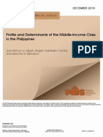 Middle Income Studies
