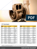 DTC Chart Power Train | Turbocharger | Systems Engineering