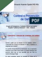 10. Cirugía en Desastres y Control de Daños