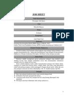 Jobsheet & Daftar Tilik Persiapan Alat Kuret Fitri Rustam