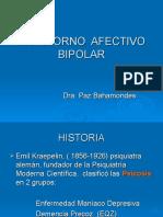C9. Trastorno Afectivo Bipolar