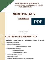 Morfosintaxis UNIDAD III.pptx