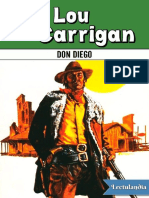 Don Diego - Lou Carrigan