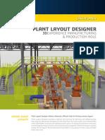 Plant Layout Designer Datasheet PLA