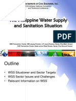 The Philippine Water Supply and Sanitation Situation.pdf