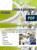 Fbs-chapter3-Food & Beverage Division - Copy