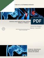 Del Olmo-tecnicas Analgesicas Para Cirugia de Cadera,Rodilla,Tobillo-sesion Sartd-chguv-7!6!16