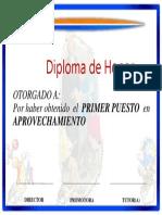 Diploma 001