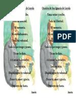 Oración de San Ignacio de Loyola.docx