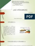 Las Vitaminas Edimar
