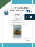 Unidad 2 Caracteristicas y Aplicaciones de La Maquinaria Pesada C