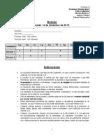 Pauta Examen Finanzas II 2 2015