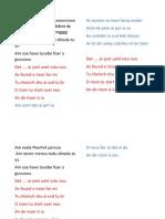 Letra en Ingles (Autoguardado)