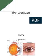 Ppt Dokcil Kesehatan Mata