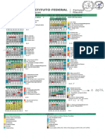 Calendário Acadêmico 2019_campus Maceió