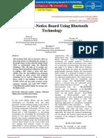 Wireless e Notice Board Using Bluetooth Technology IJERTCONV6IS07092 (1)
