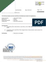Nexxt Solutions Lszh Rohs Certificate
